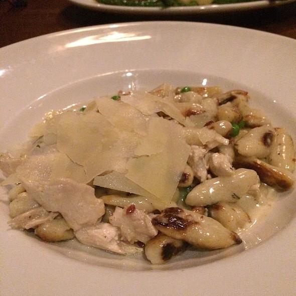 Gnocchi Carbonara @ Cooper's Hawk Winery & Restaurant