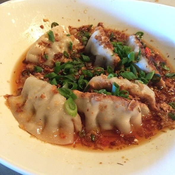 Waygu Beef And Ginger Dumpling @ Bonefish Grill - Clearwater