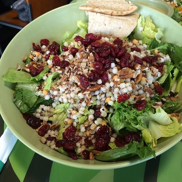 Couscous & Cabernet Salad @ Green Market Cafe