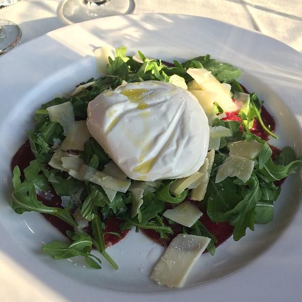 Burrata @ Pensare Italian Bistro