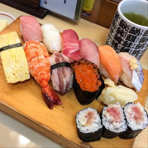 Sushi @ 魚勘