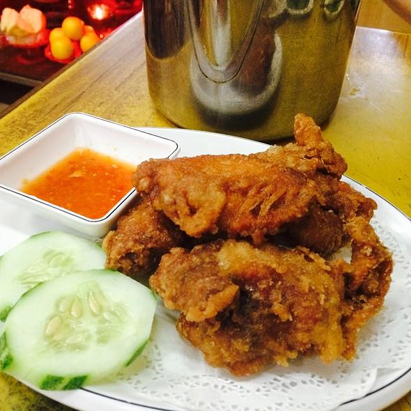 Prawn Paste Fried Chicken