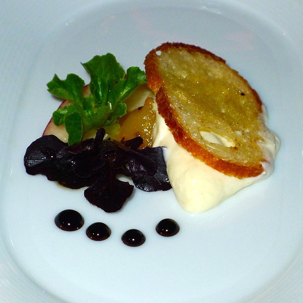 Delice De Bourgogne Feuillete @ The French Laundry