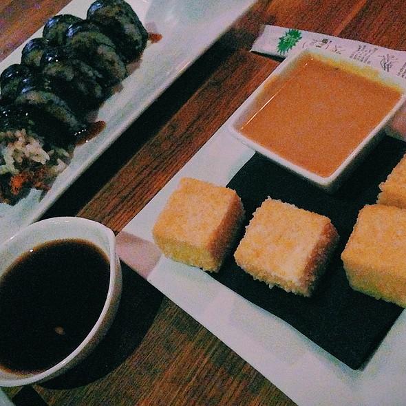 Age Tofu & Spider Roll - Lemongrass - Delray Beach, Delray Beach, FL