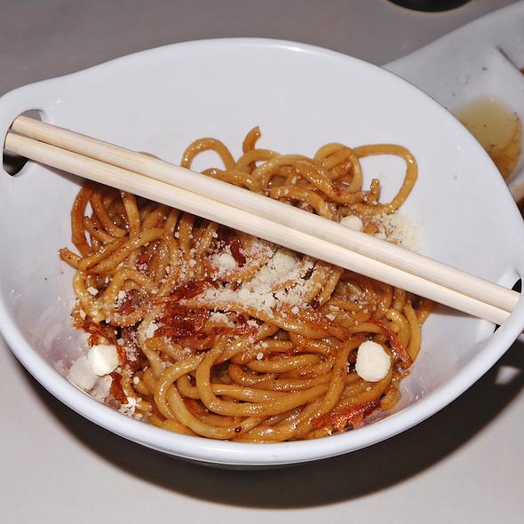 Garlic Noodles - Three Seasons, Palo Alto, CA