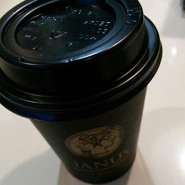 Soy Chai Latte @ Janus