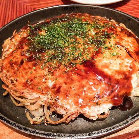 Okonomiyaki @ 一銭坊