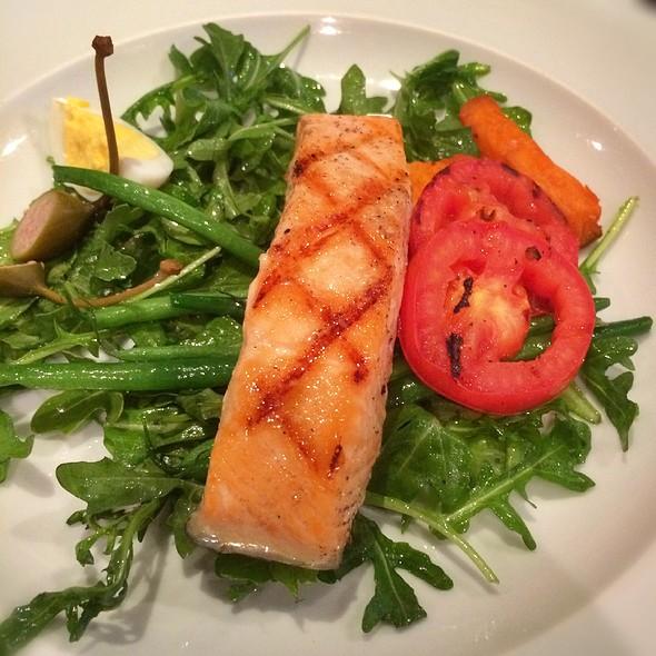 Salmon @ Turf Lounge