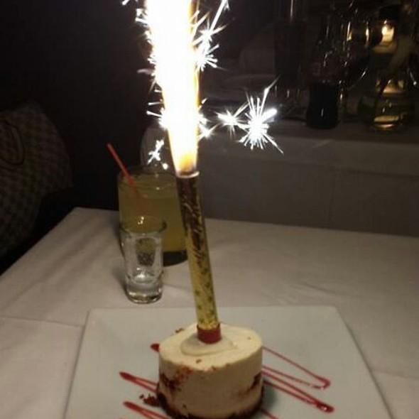 Red Velvet Cake - Philippe, New York, NY