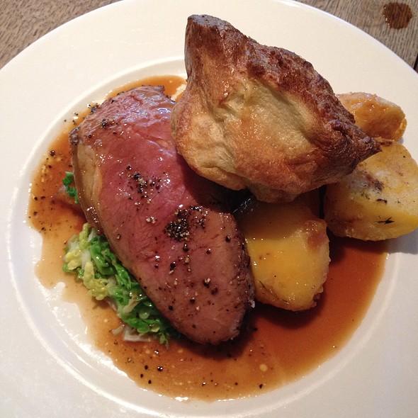 Sunday Roast - The Marlborough Tavern, Bath, Somerset