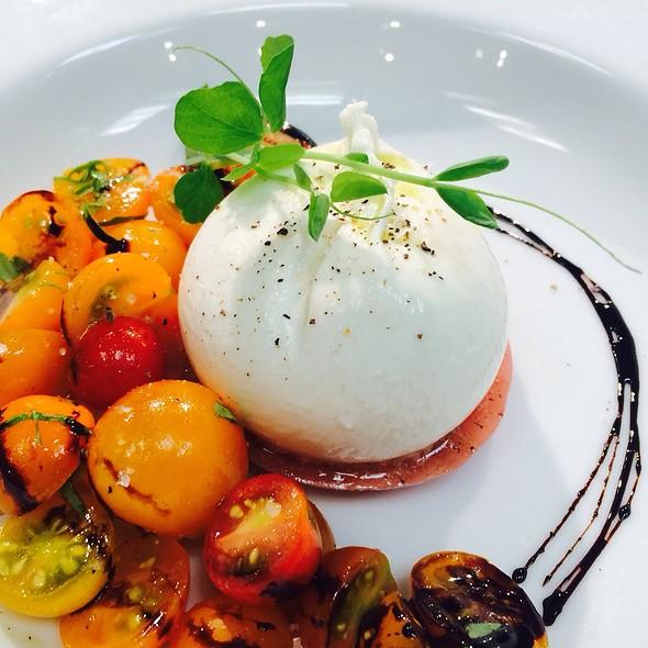 Tomato And Burrata Salad @ Terrapin Restaurant