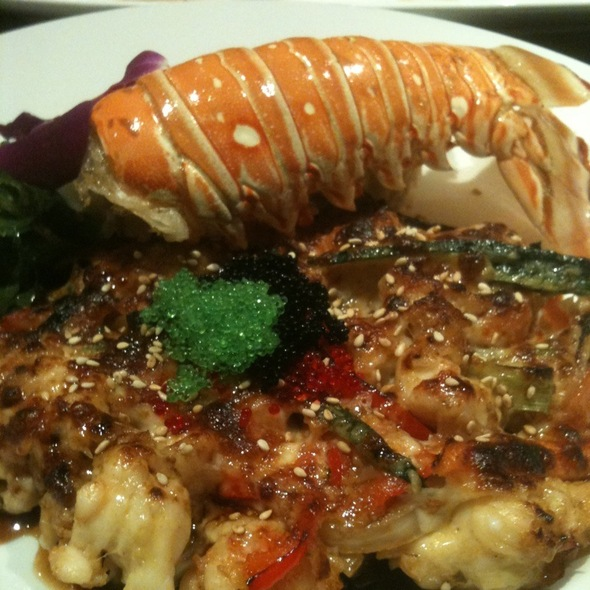 Diamond Head (Lobster Roll) - Yanagi Sushi & Grill, Dublin, CA