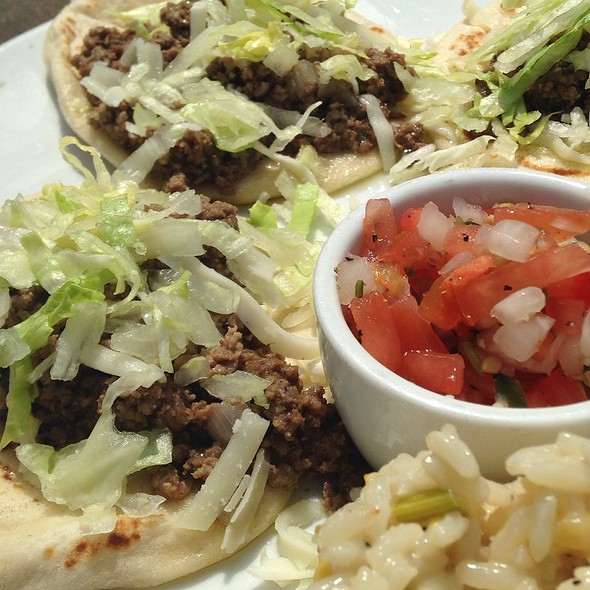 Beef Tacos - Rojo Mexican Grill - St. Louis Park, St. Louis Park, MN