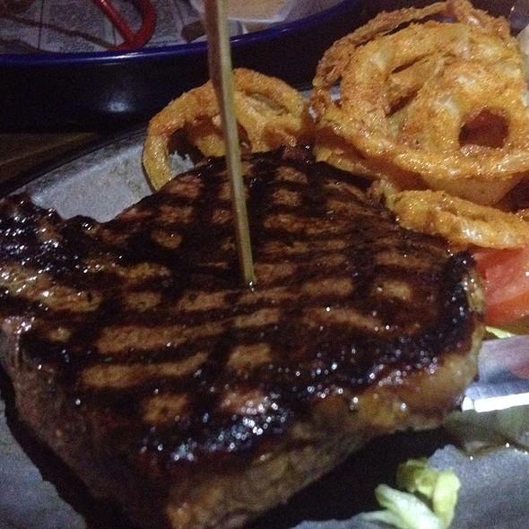 Sirloin Steak @ Bubba Gump Shrimp Co.