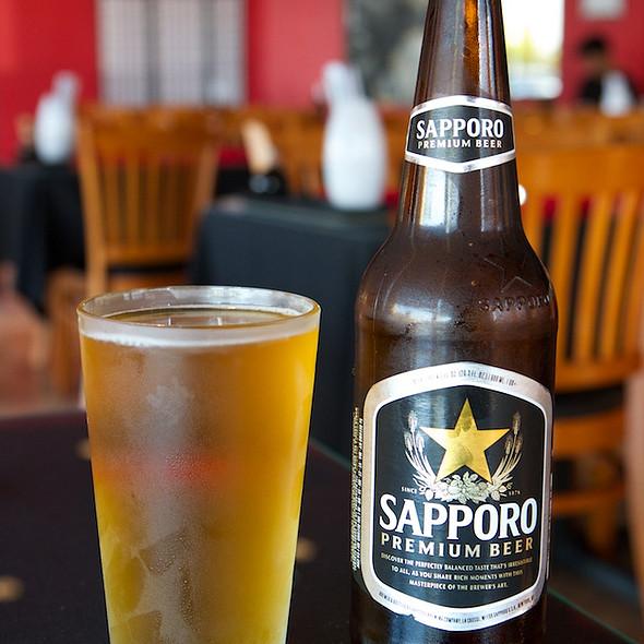 Sapporo @ Matsuyama Japanese Fusion