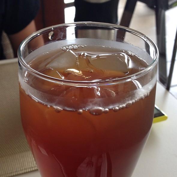 Iced tea @ Serenitea