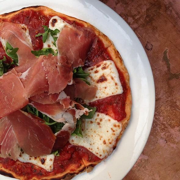 Margarita Pizza - I Tre Merli (FKA Revel), New York, NY