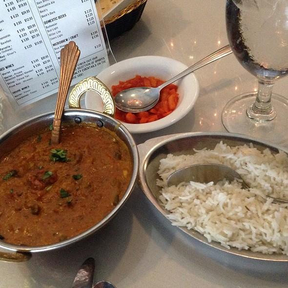 Nav Ratan Ko - Shalimar Indian Restaurant, Louisville, KY