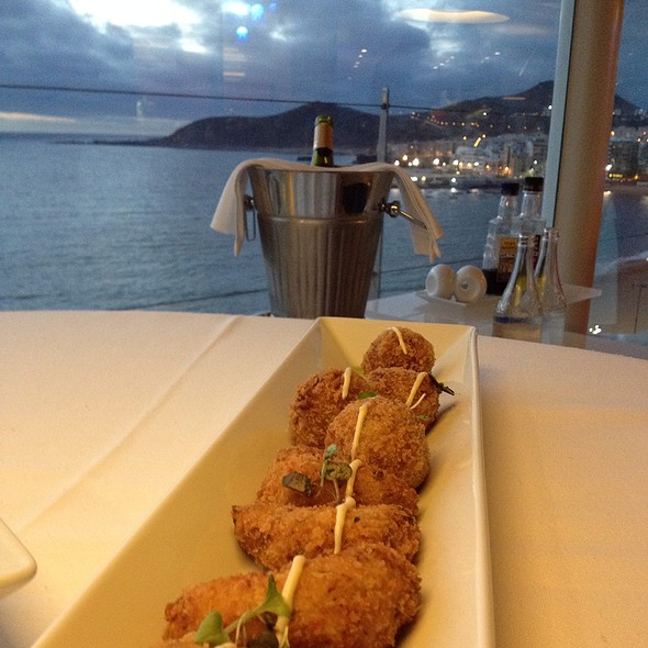 Croquette @ Summun Restaurant & Bar