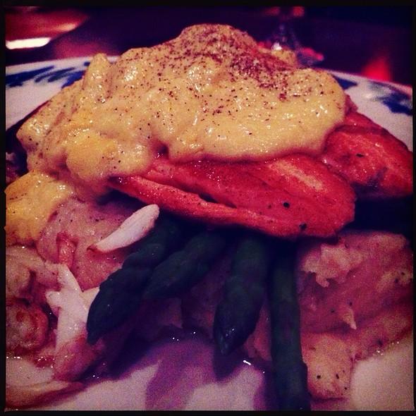 Salmon Oscar - The Sole Proprietor, Worcester, MA