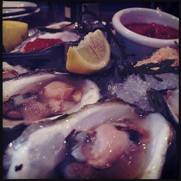 Welfleet Oysters - The Sole Proprietor, Worcester, MA