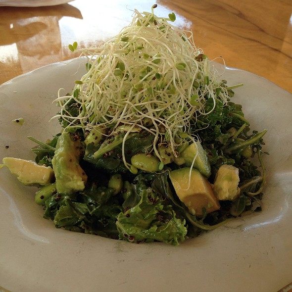 Super Salad - Beach Tree Restaurant, Bar and Lounge, Kaupulehu, HI