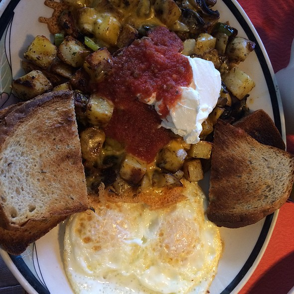 Farmers Skillet @ Old Town Cafe