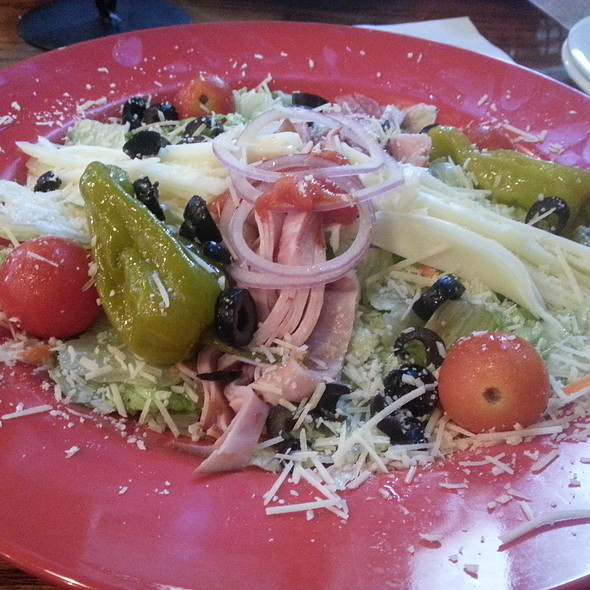Antipasto Salad @ Rookies Sports Bar And Grill