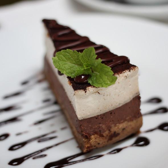 Chocolate Pie @ The Farm at San Benito