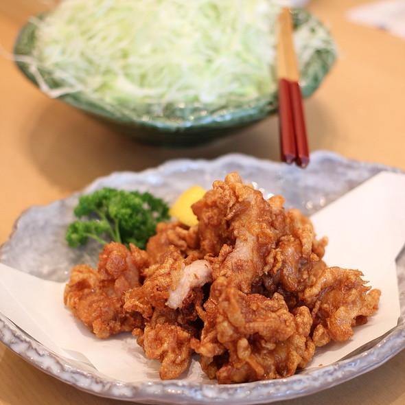 Chicken Karaage @ Saboten Manila