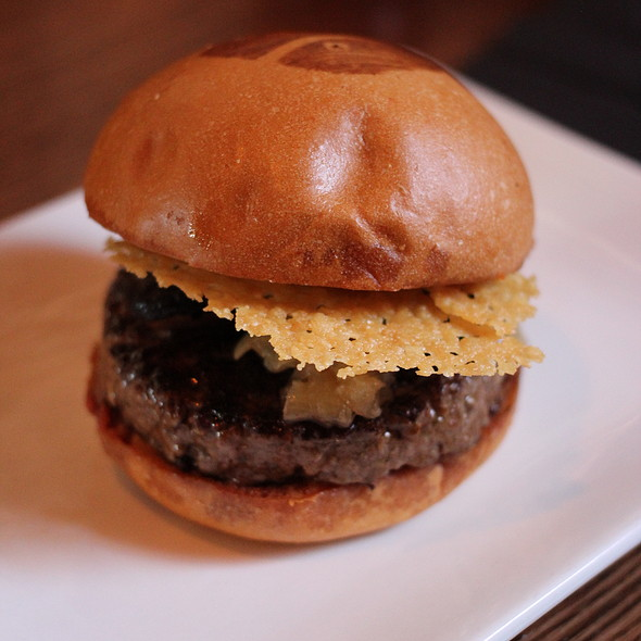 The Truffle Burger @ Umami Burger