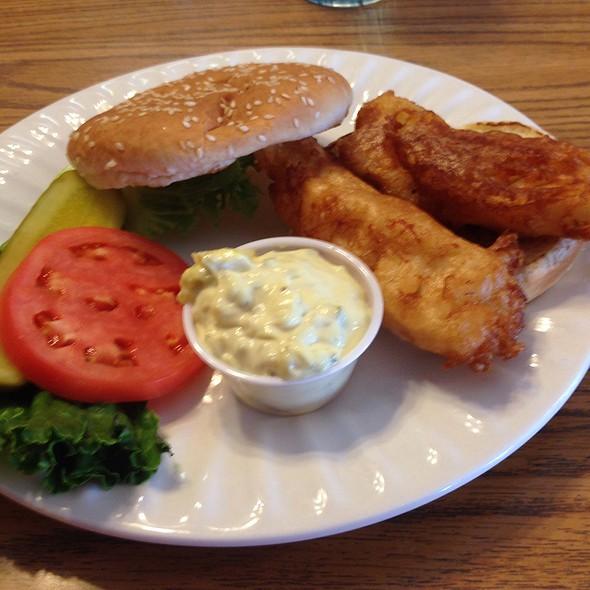 Fish Sandwich @ Vally Inn