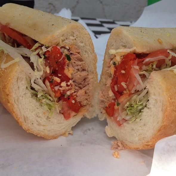 Tuna Special @ Chickie's Italian Deli