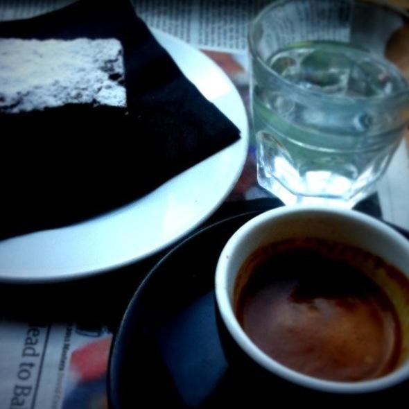 Double Shot Espresso @ Kaffeine