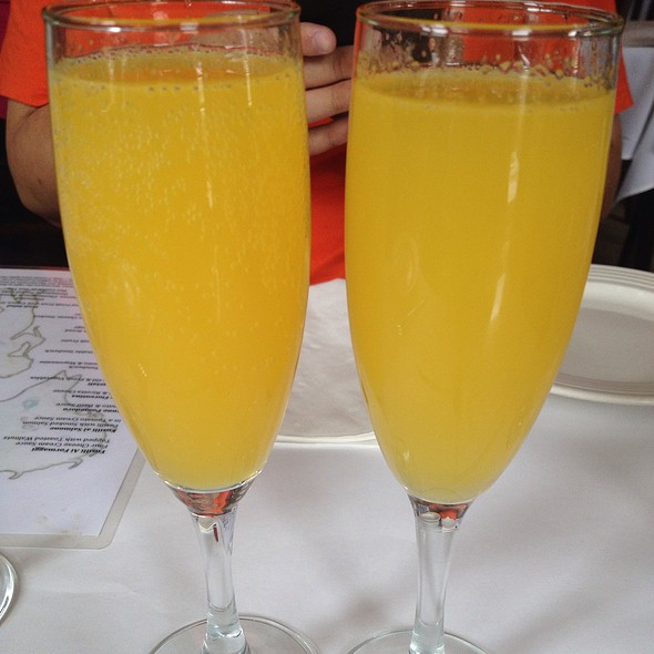 Mimosas! @ SottoVoce