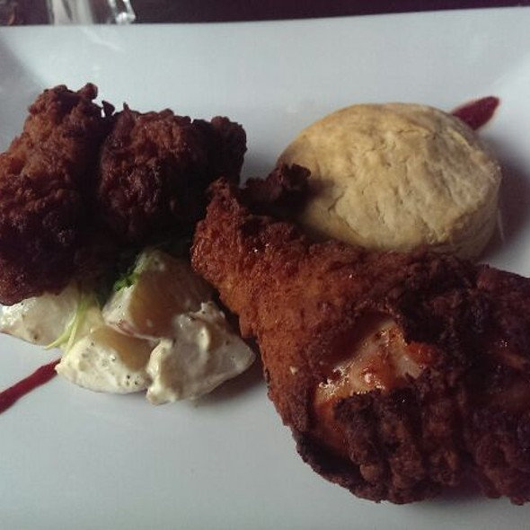 fried chicken @ Rex 1516