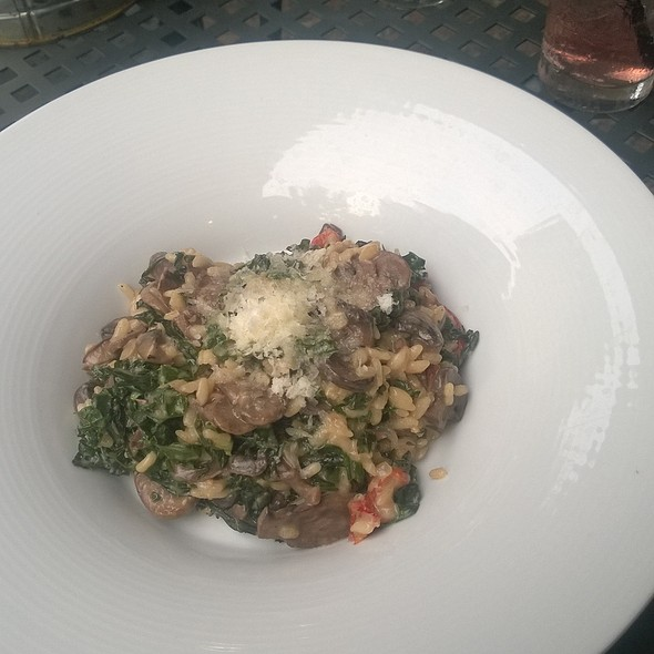 Vegetable Risotto - Latitude 41, Columbus, OH