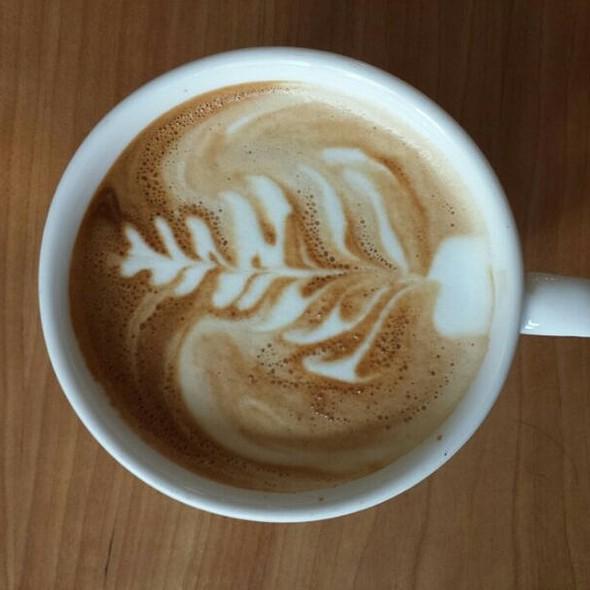 Latte @ Victrola Coffee Inc