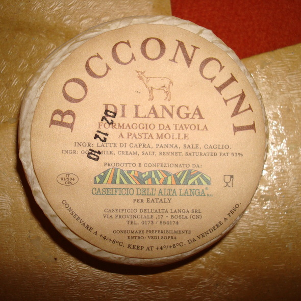 Cheese: Bocconcini