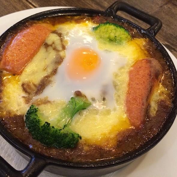 Japanese Curry @ Miam Miam