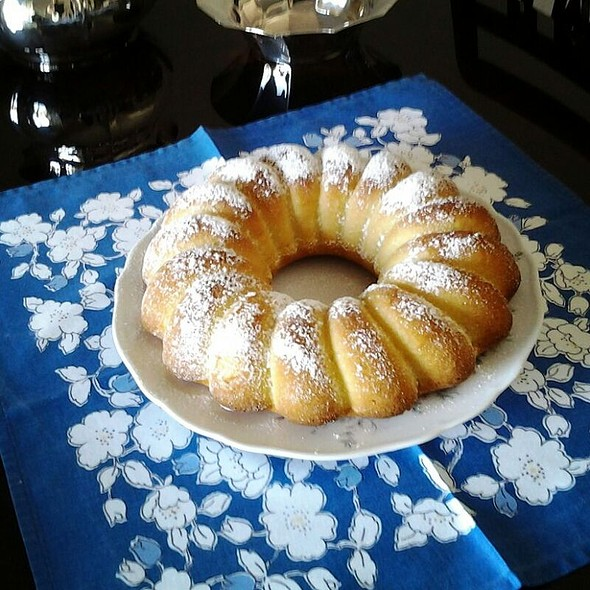 Torta Girasole @ Donydea