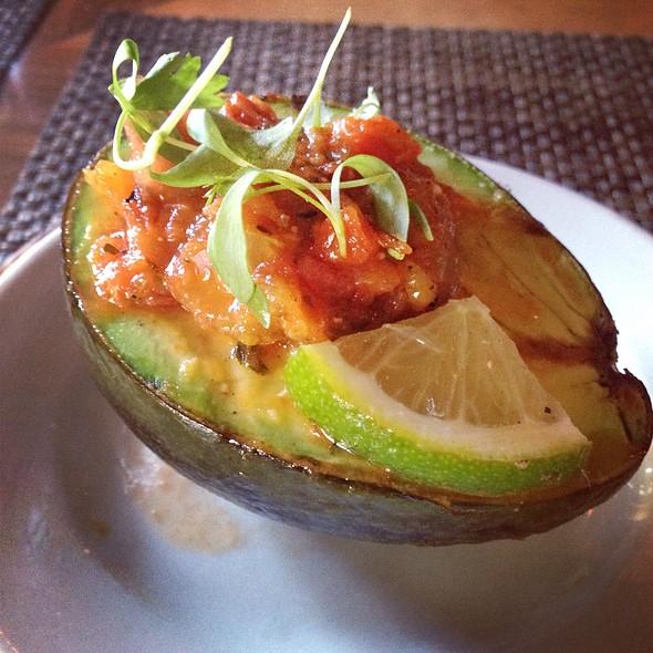 Grilled Avocado @ Brule Bistro