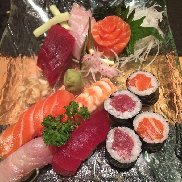 Sushi & Sashimi @ Shibui Restaurant