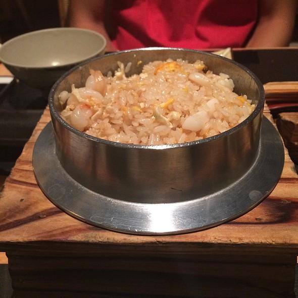 Arroz Con Gambas Y Calamares @ Shibui Restaurant
