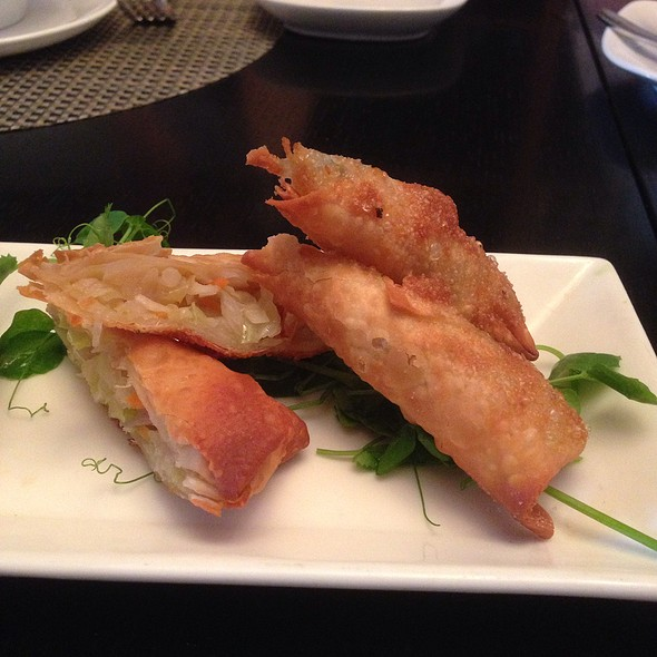 Spring Rolls - Hops and Vines, Williamstown, MA