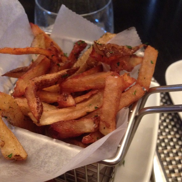 French Fries - Hops and Vines, Williamstown, MA