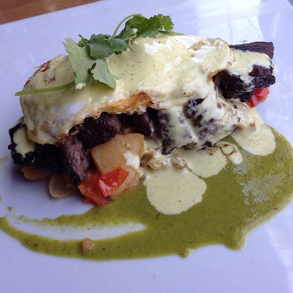 Steak And Pota @ Chapter One: The Modern Local