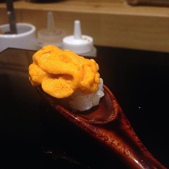 Kaisui Uni @ Kusakabe