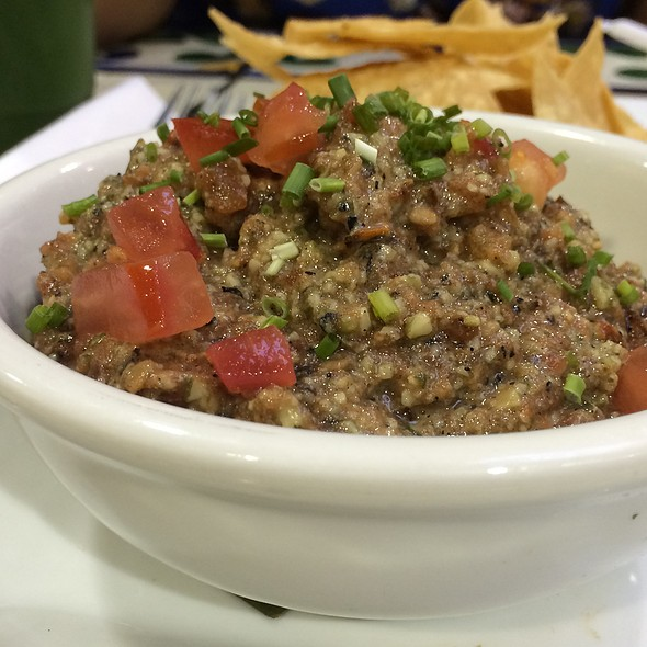 Sikil Pak - Mayan Pumpkin Seed Dip @ Chichen Itza Restaurant