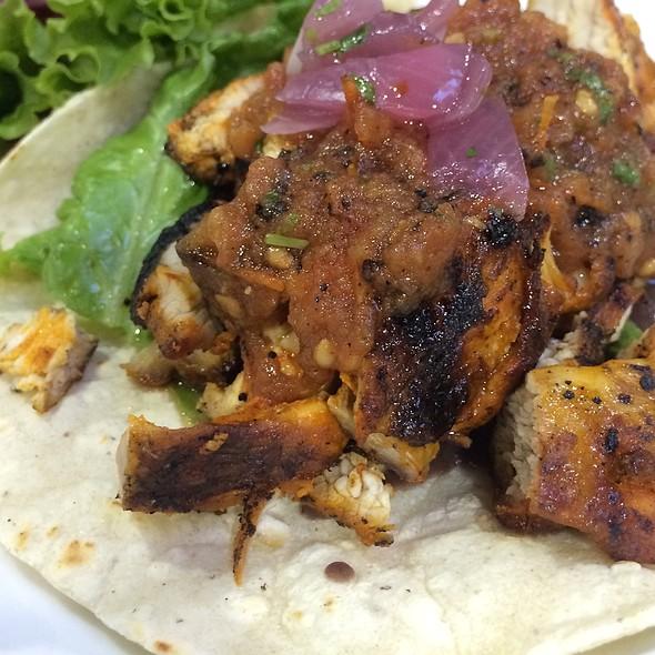 Tacos de Pollo @ Chichen Itza Restaurant